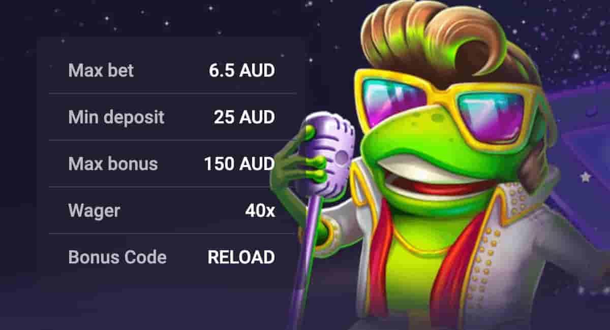 Australian Weekend Reload
